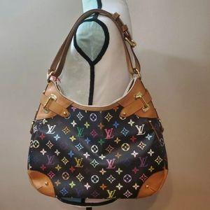 Louis Vuitton Takashi murakami Greta bag